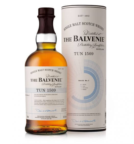 The Balvenie Single Malt Scotch Whisky Unveils Tun 1509 Batch 3, featured image