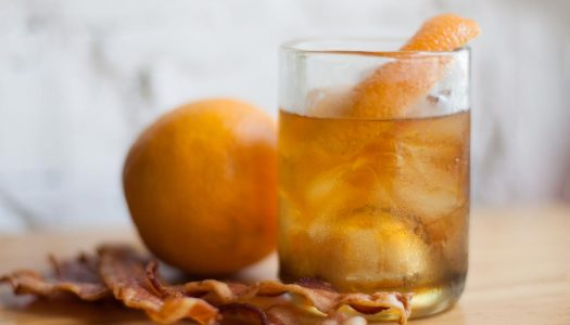Must Mix: Bacon Infused Yardbird Old Fashioned