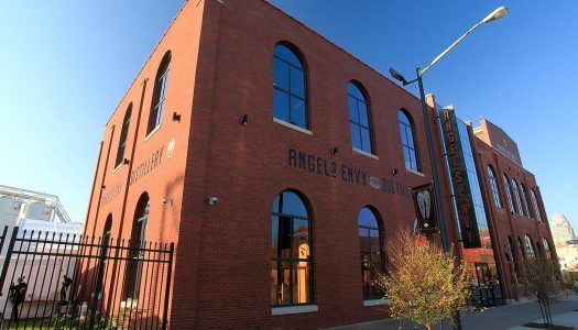 Angel's Envy Unveils New Distillery in Downtown Louisville