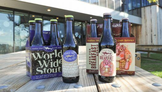 Dogfish Head Releases Beer for Breakfast and World Wide Stout