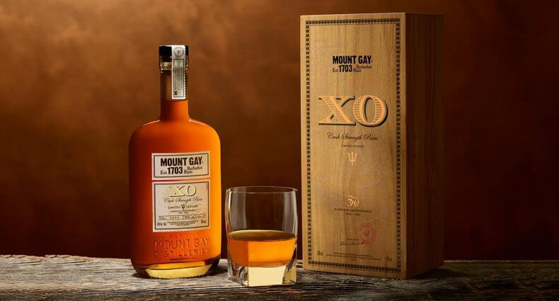 Mount Gay Releases Limited Edition XO Cask Strength, featured image