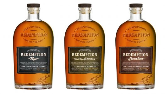 Redemption Whiskey Unveils New Look