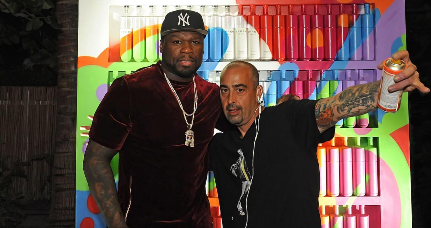 50 Cent and EFFEN Vodka Take Over Miami Art Week. featured image