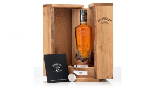 Bowmore Introduces Bespoke 1961 50 Year Old
