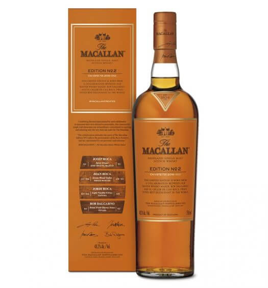 The Macallan Reveals Edition No. 2, featured image