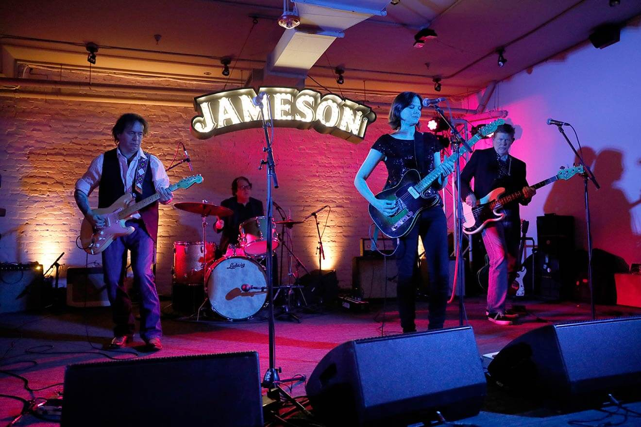 Eve-and-the-Exiles-perform-celebrating-the-launch-of-Jameson-Music-at-Trinity-Hall-in-Austin-TX