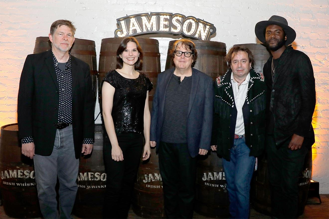 Grammy-Award-winner-Gary-Clark-Jr-and-Eve-and-the-Exiles-celebrate-the-launch-of-Jameson-Music-at-Trinity-Hall-in-Austin-TX