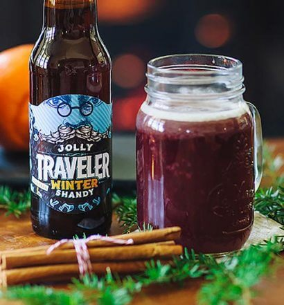 Jolly Traveler Winter Shandy Launches, featured image