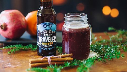 Jolly Traveler Winter Shandy Launches