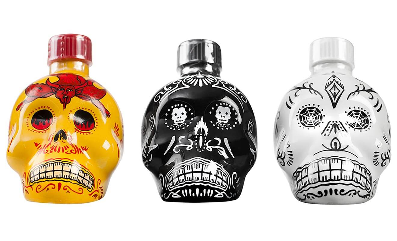 KAH Tequila Lineup