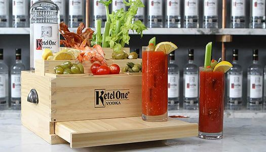 Celebrate National Bloody Mary Day with Ketel One Vodka