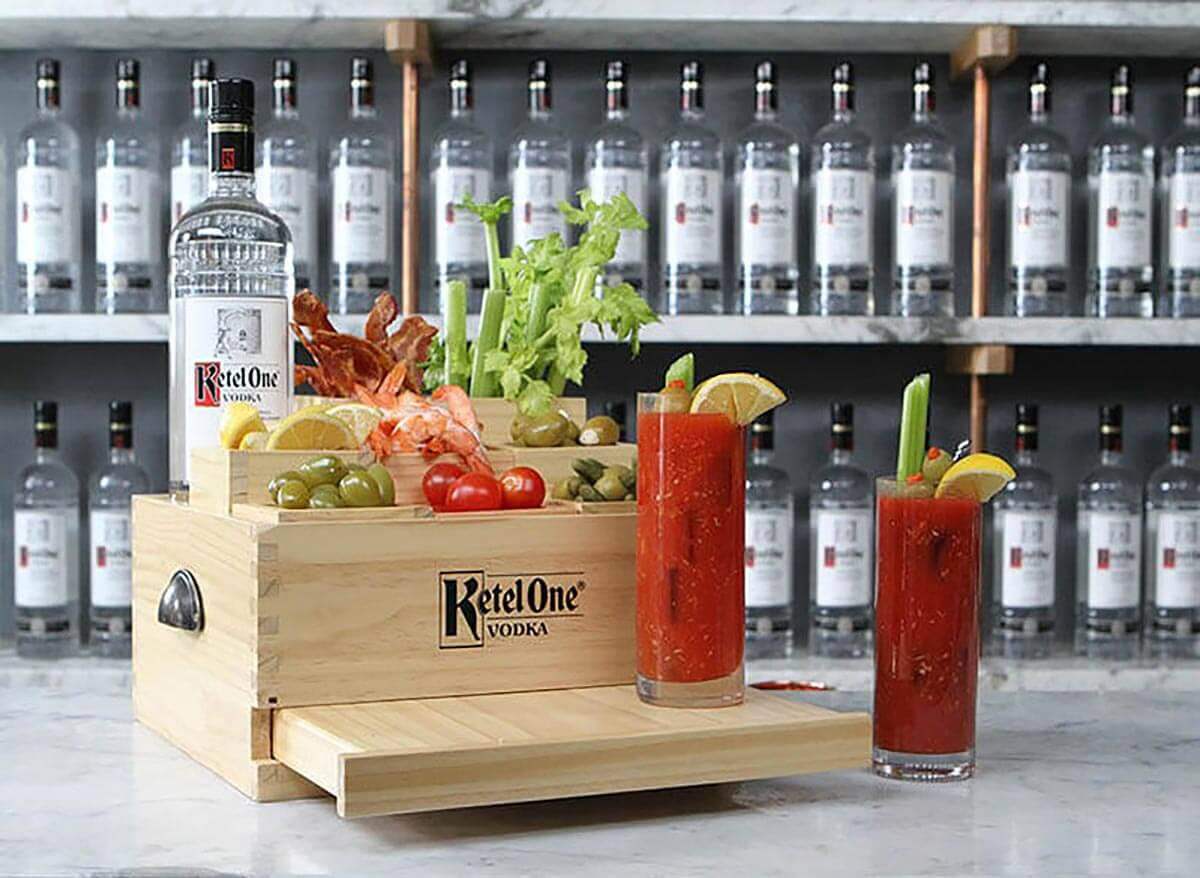 Ketel One Classic Bloody Mary