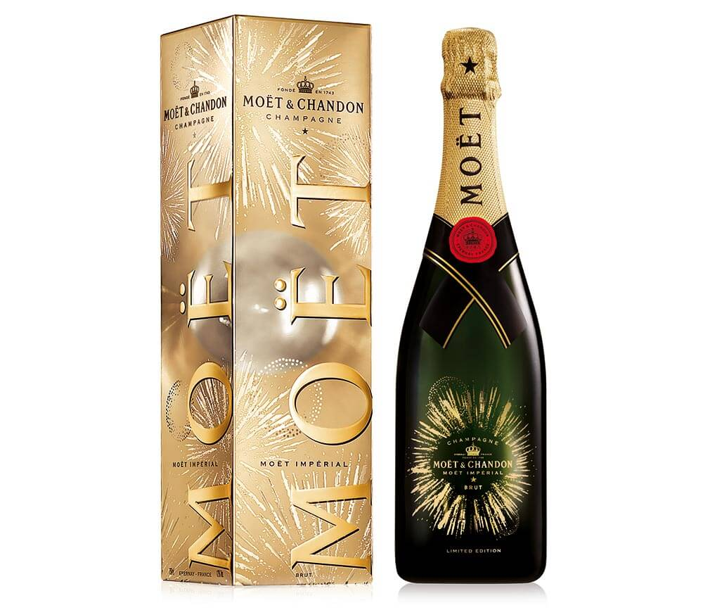 Moët & Chandon Festive Limited Edition