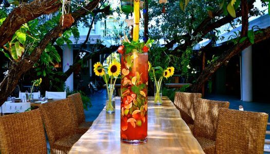 Nikki Beach Unveils $10k Strawberry Mojito For New Year's Eve