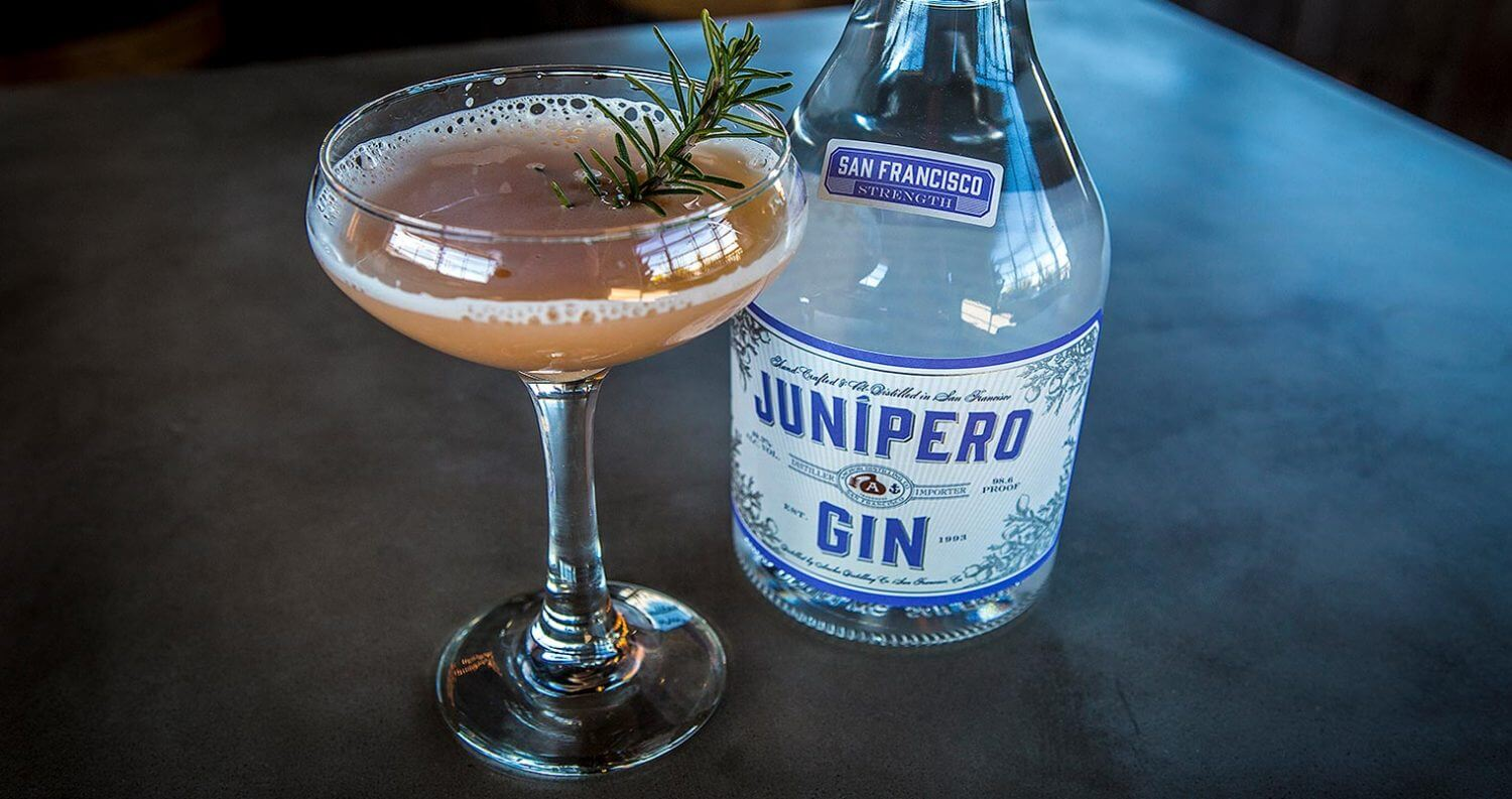 Anchor Distilling Celebrates Junipero Gin's 20th Anniversary, featured image