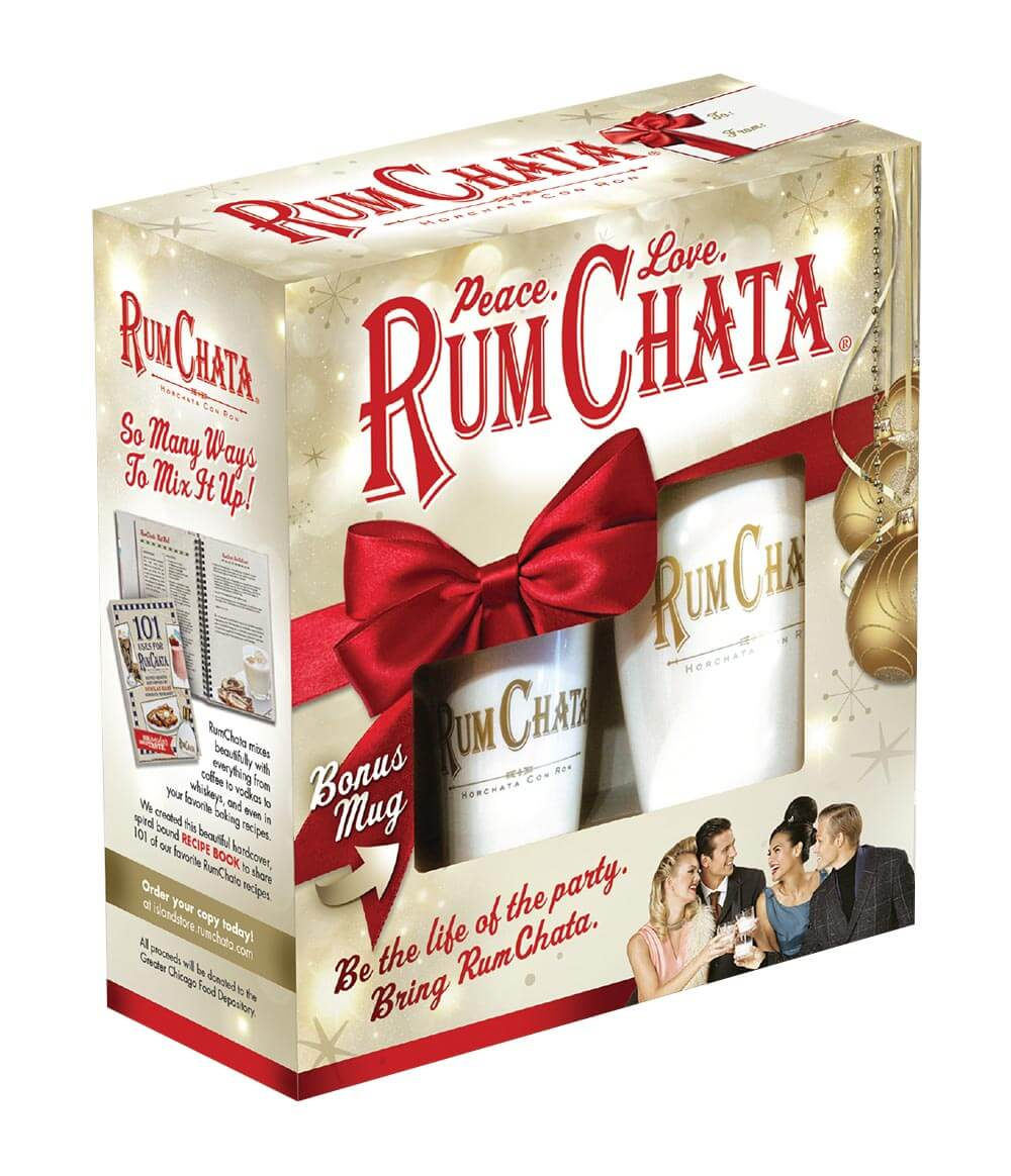 RumChata Holiday Gift Set