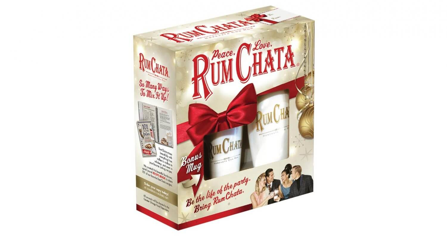 RumChata and Tippy Cow Holiday Gift Sets Now Available, featured image