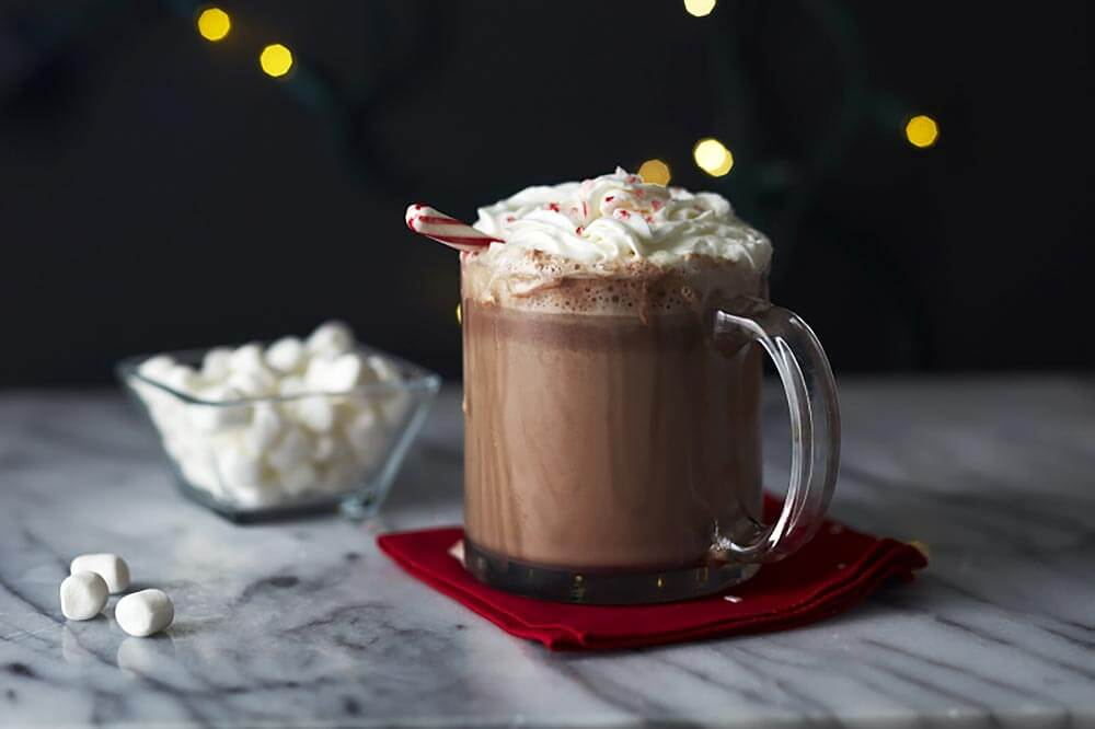Smirnoff Peppermint Hot Chocolate