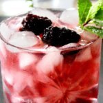 Easy to Mix: Soltado Blackberry Mint Margarita