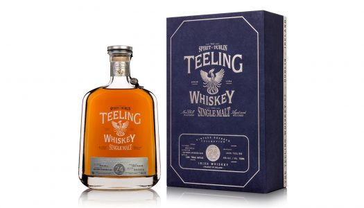 Teeling 24 Year Old Irish Single Malt Launches