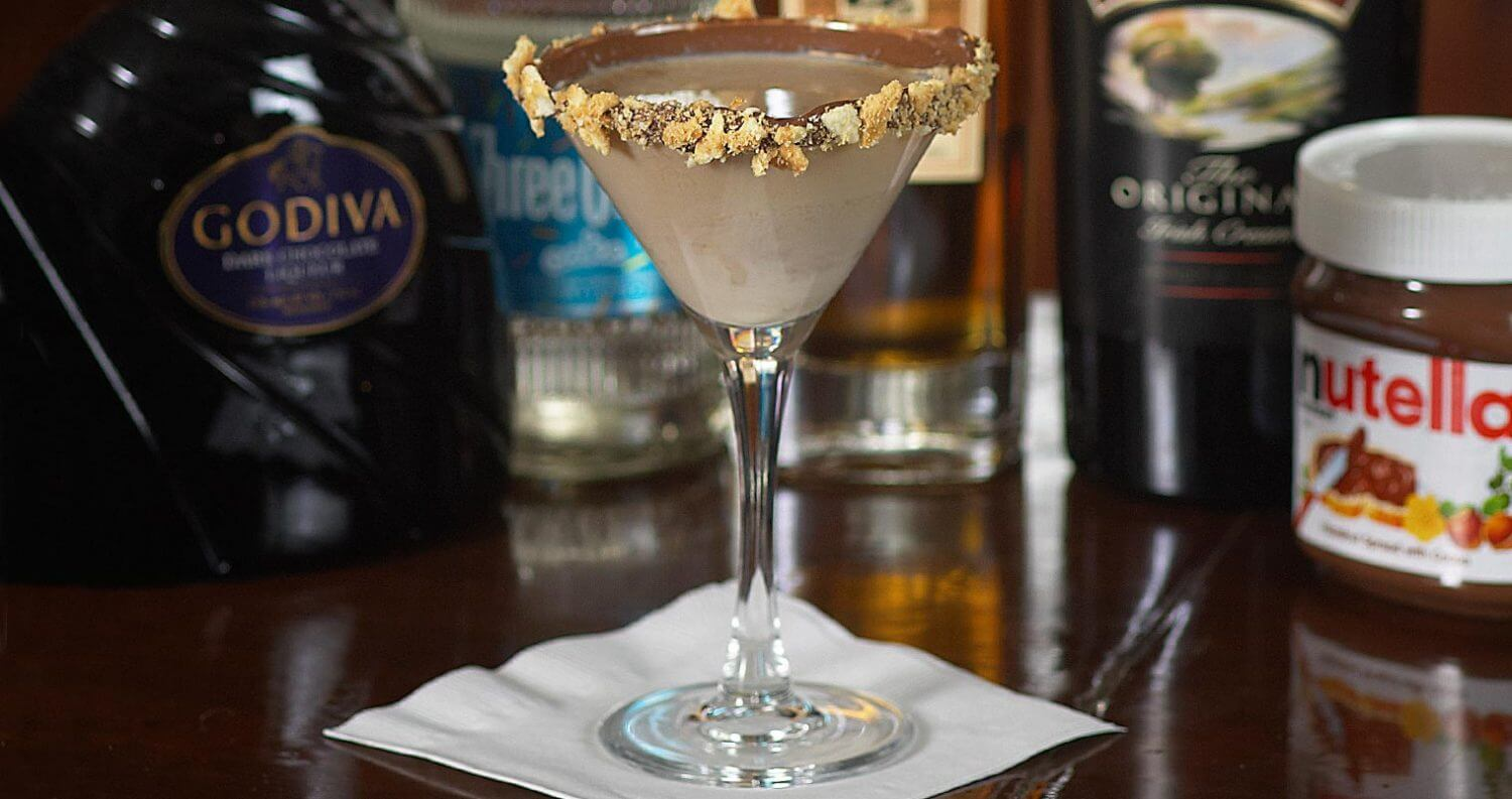 Must Mix: The Cannoli Martini