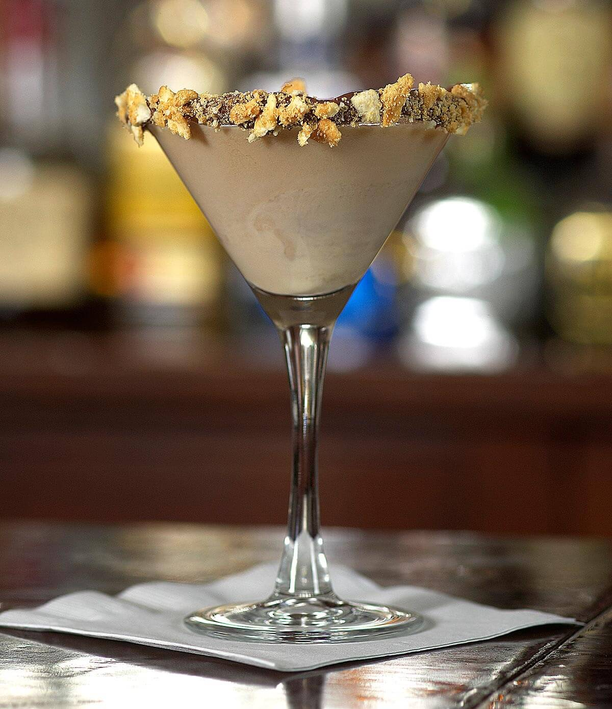 The Cannoli Martini