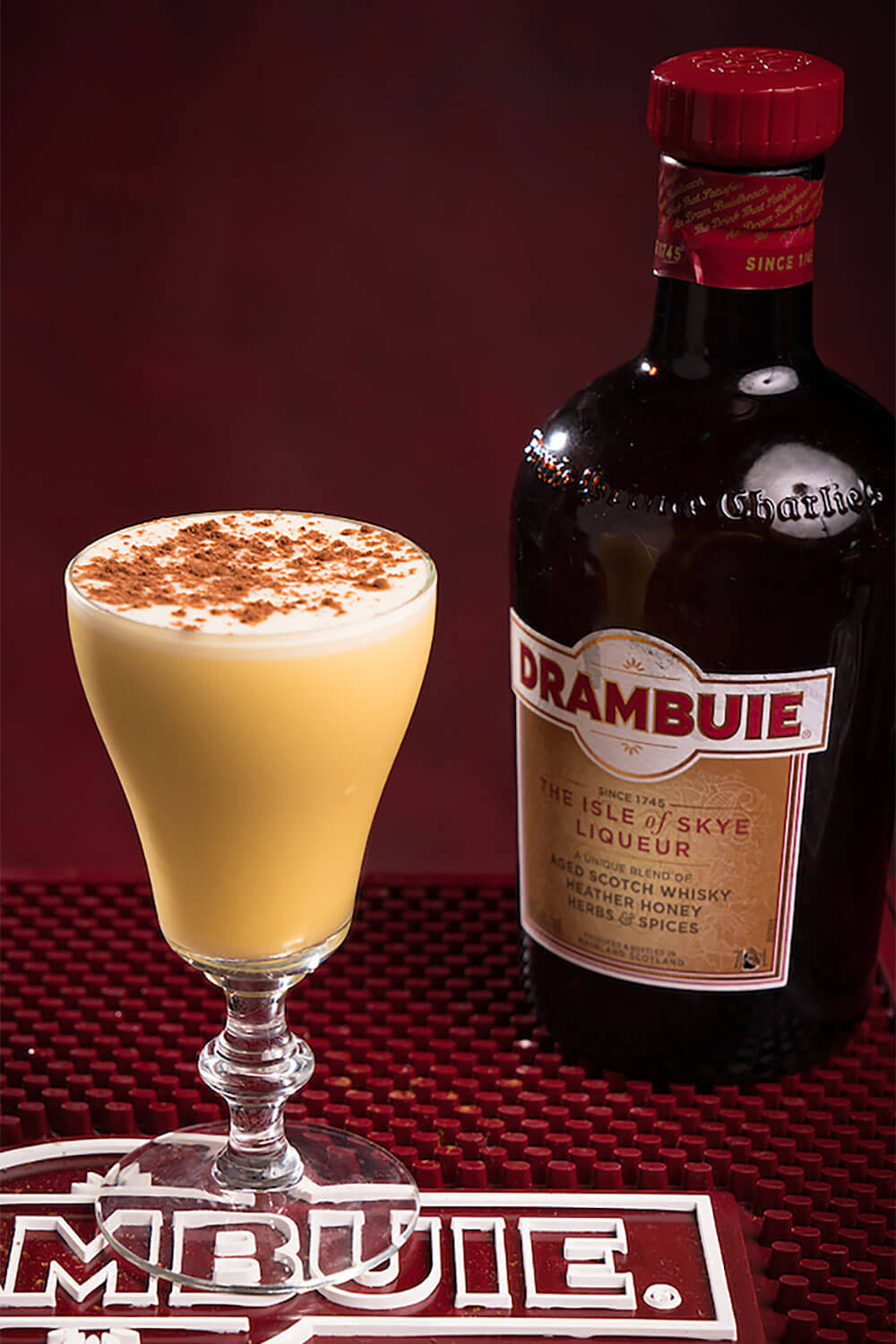 The Drambuie Flip