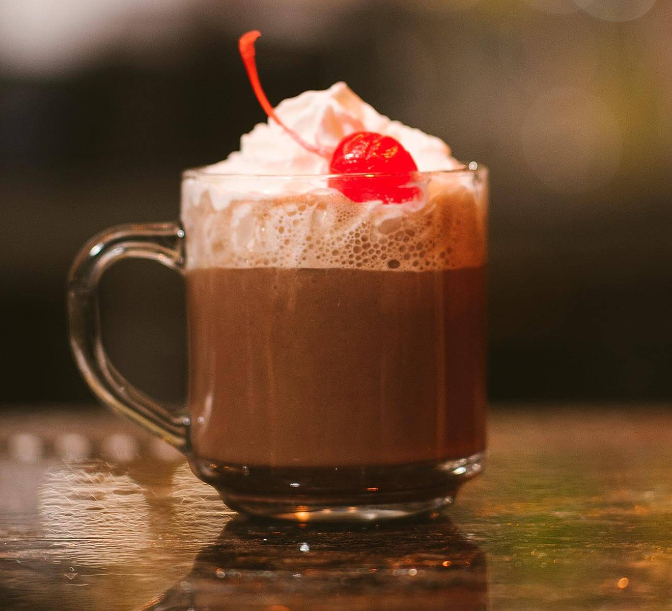 Warm and Fuzzy or Drunken Cocoa