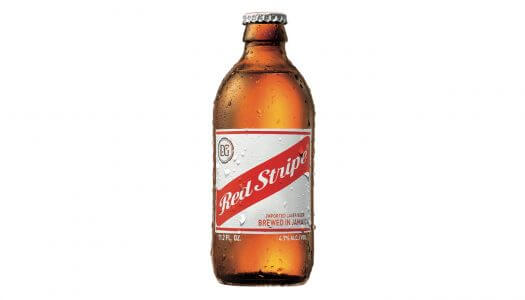 Jamaican Produced Red Stripe Arrives in U.S.