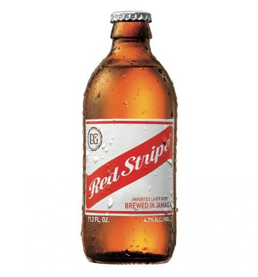 Jamaican Produced Red Stripe Arrives in U.S., featured image