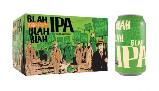 21st Amendment Brewery Launches Blah Blah Blah IPA