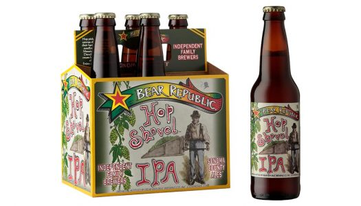 Bear Republic Adds Hop Shovel IPA to Year-Round Lineup