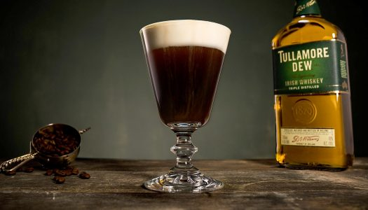 Must Mix: Tullamore D.E.W. Irish Coffee