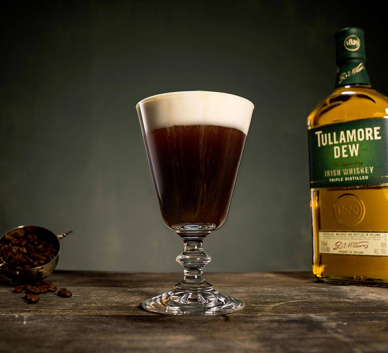 Tullamore D.E.W. Irish Coffee