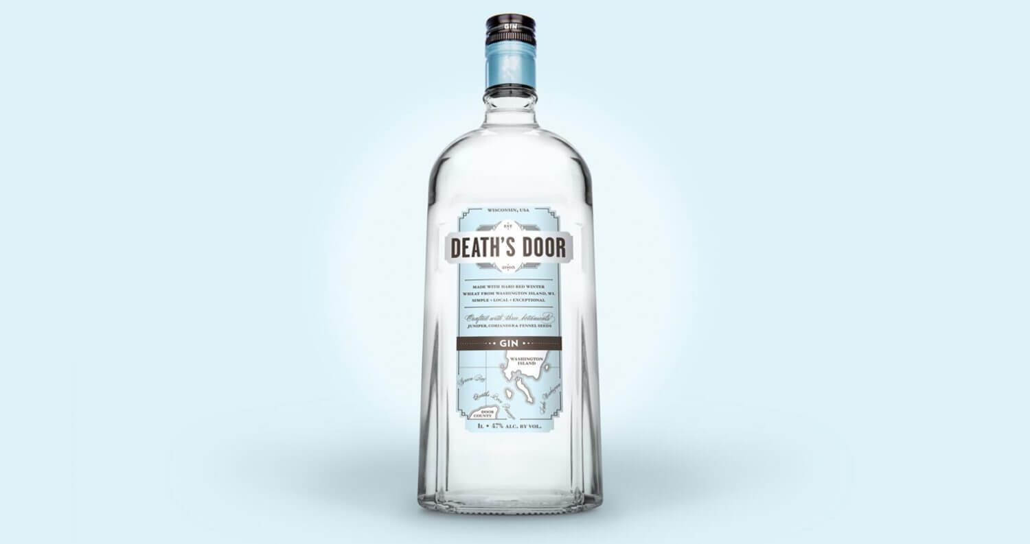 Death's Door Spirits Introduces Bartender-Friendly Bottle, featured image