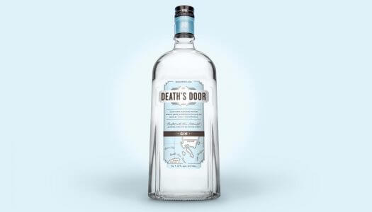 Death's Door Spirits Introduces Bartender-Friendly Bottle