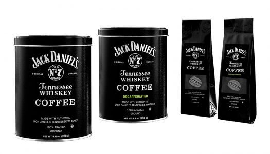 Jack Daniel's Launches Tennessee Whiskey Coffee