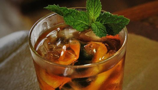 Must Mix: Leather Infused Whiskey Cocktail – The Lederhosen Smash