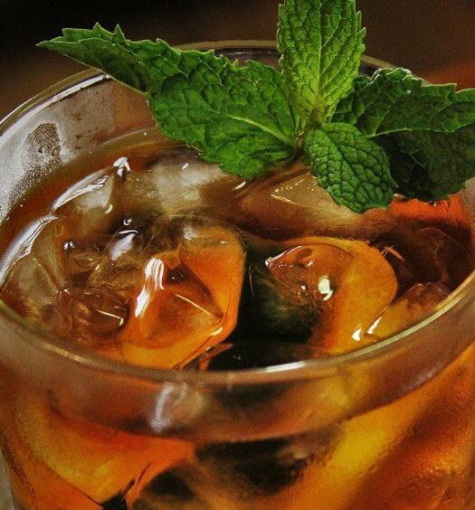 Must Mix: Leather Infused Whiskey Cocktail - The Lederhosen Smash
