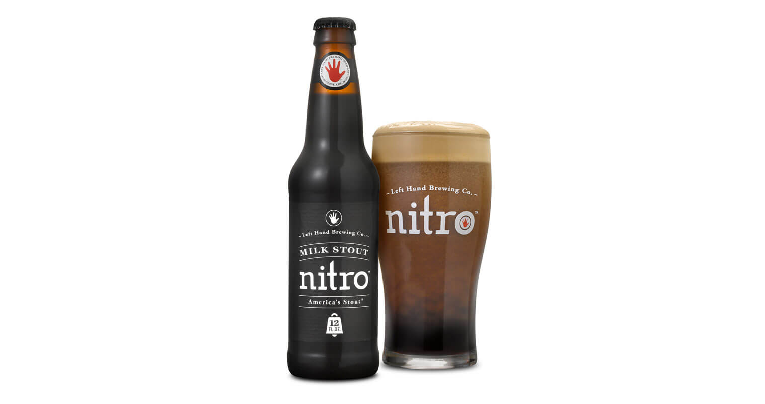 Toast St. Patrick's Day with Milk Stout Nitro, featured image