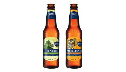 Samuel Adams Launches Hopscape and Fresh as Helles