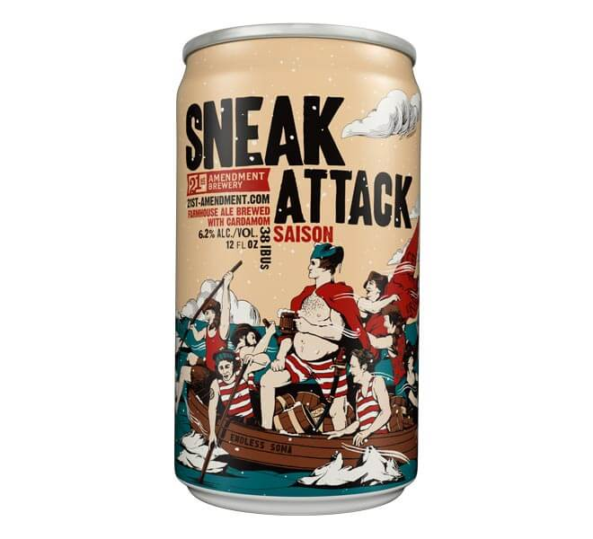 Sneak Attack Can