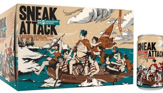 21st Amendment Brewery Releases Sneak Attack Saison