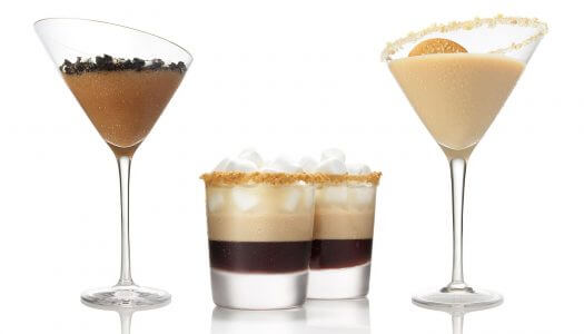 3 Easy to Mix Cookie Cocktails