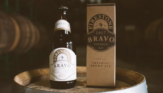 'Bravo' Imperial Brown Ale Bottled for First Time in 12 Years