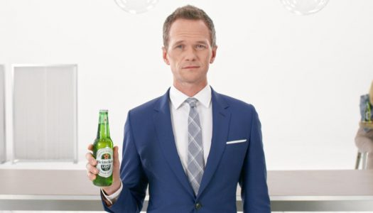 Neil Patrick Harris Hypnotizes Viewers in New Heineken Light Commercial