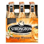 Strongbow Releases New Orange Blossom Flavor, featured image