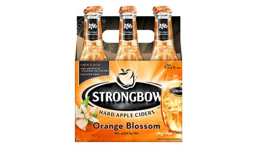 Strongbow Releases New Orange Blossom Flavor