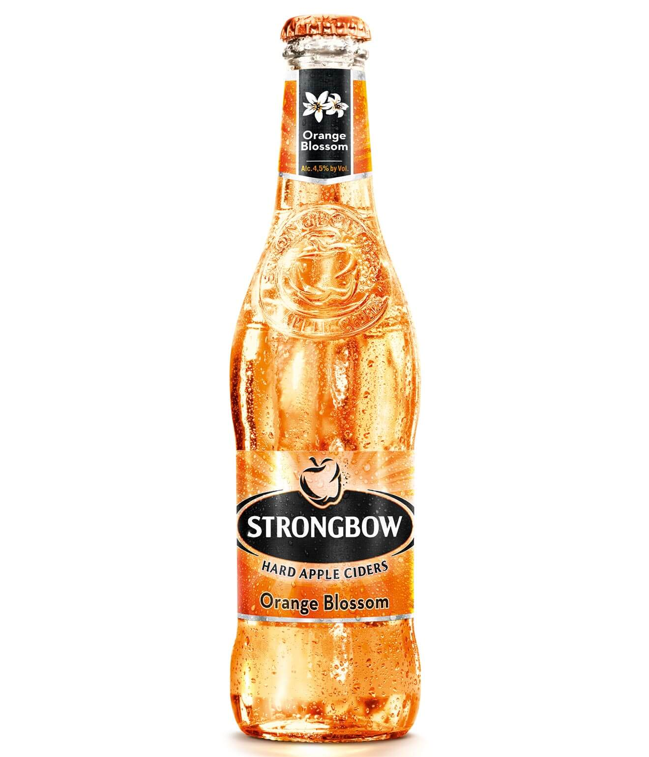 strongbow releases new orange blossom flavor chilled. Black Bedroom Furniture Sets. Home Design Ideas