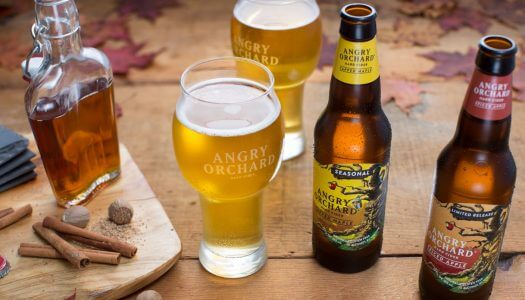 Angry Orchard Releases Tapped Maple and Spiced Apple